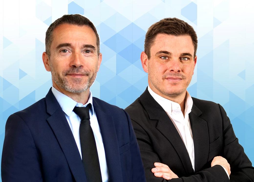 Olivier Alonso et Cédric Lavaud : nouveaux président et vice-président du Fichier AMEPI France