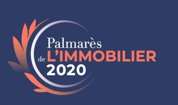 Les trophées du Palmarès de l'Immobilier ont été décernés