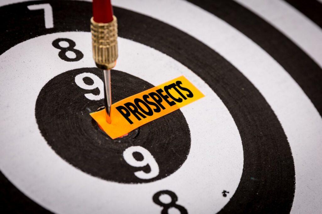 Photo: prospection et marketing entrant