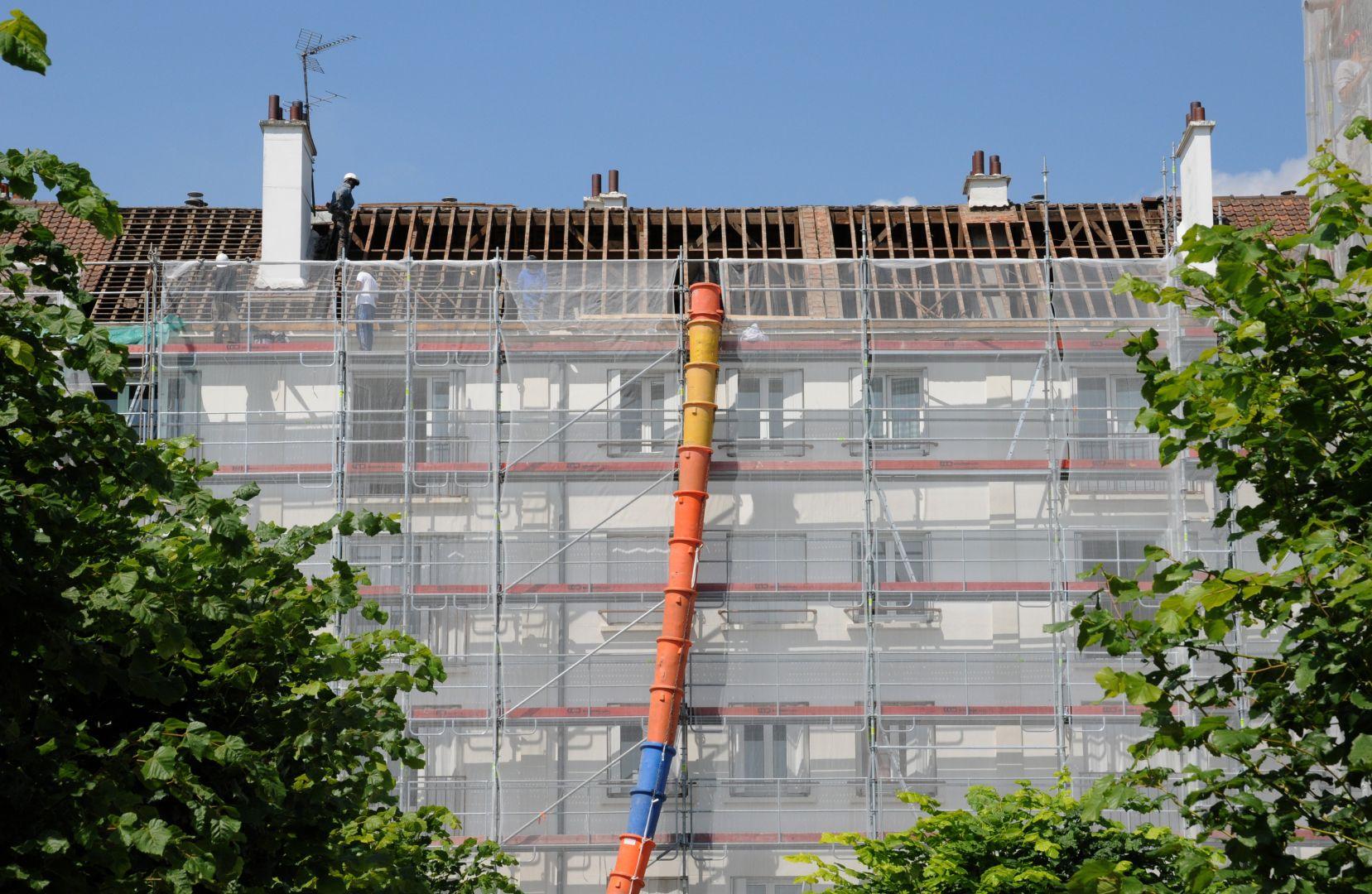 Le Gouvernement s'engage pour le logement : rénovation, construction et hébergement sont trois axes majeurs du plan de relance