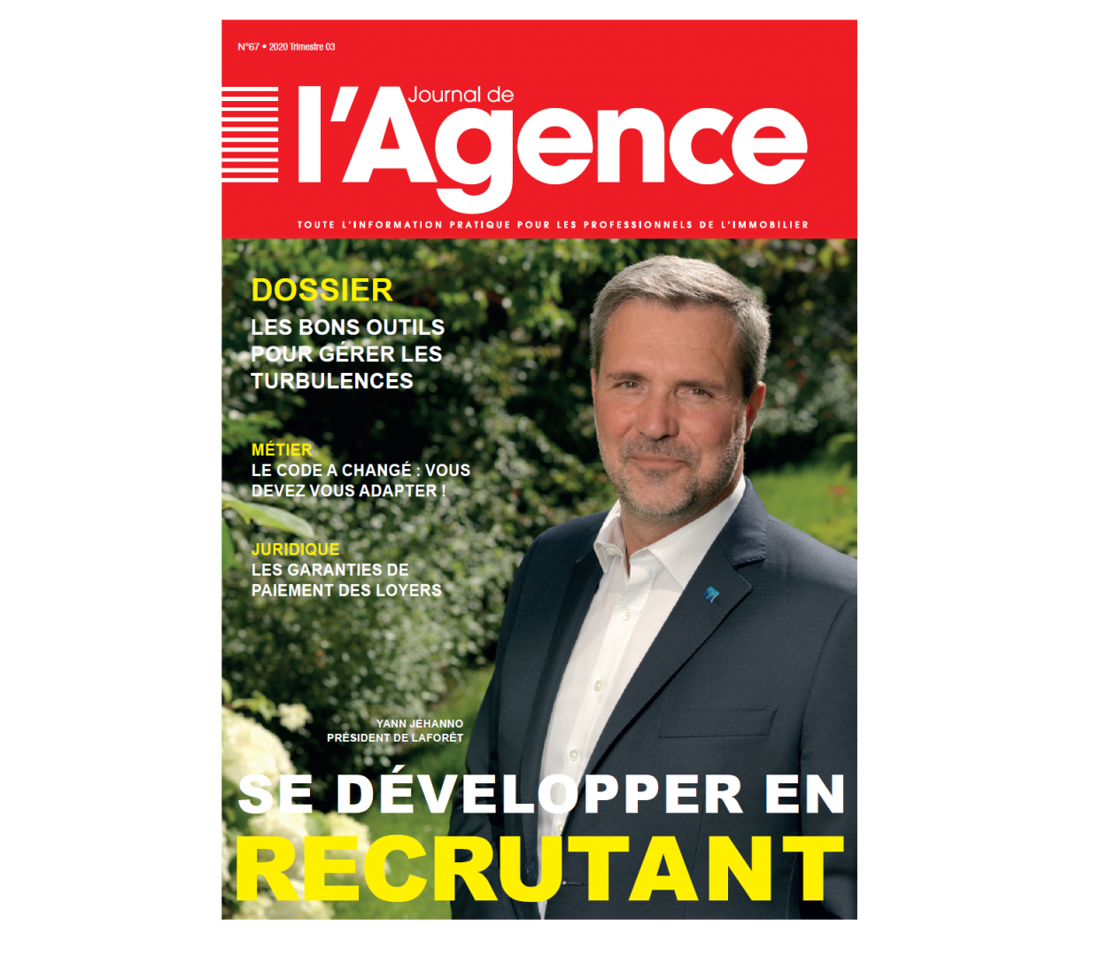 photo : Journal de l'agence N°67