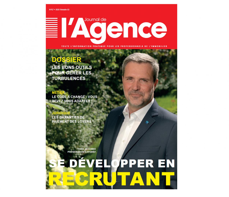 Journal de l'Agence n°67 : Viral, Vital