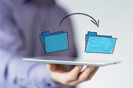 Les fichiers partagés : un vraie nécessité