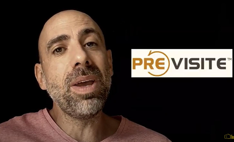 🎬 Olivier Melgrani teste le montage de visite virtuelle avec Previsite : simple et super intuitif