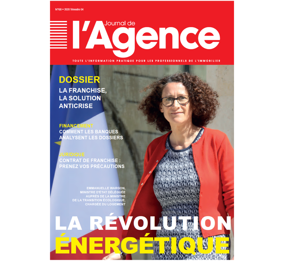 Journal de l'Agence n°68 : Re(dé)confinés