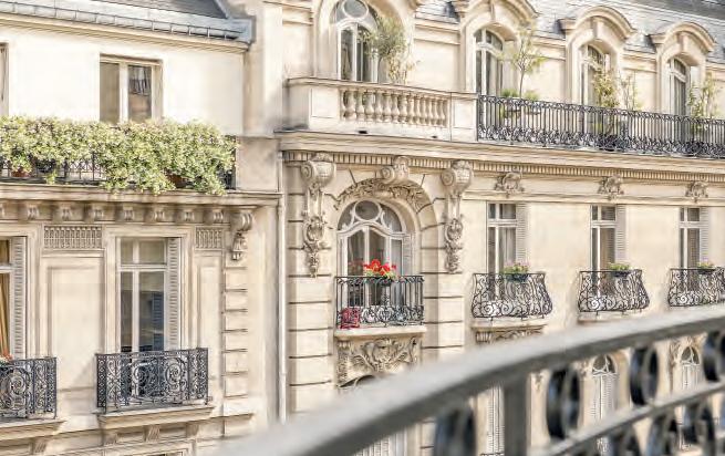 Le marché de l'immobilier ancien : « miraculé »
