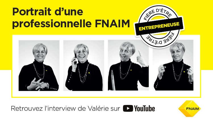 La FNAIM lance sa campagne « Fier d'être entrepreneur ! » pour valoriser ses adhérents