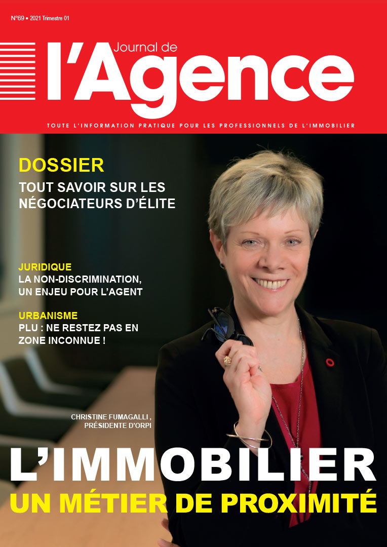 Magazine immobilier Journal de l'Agence