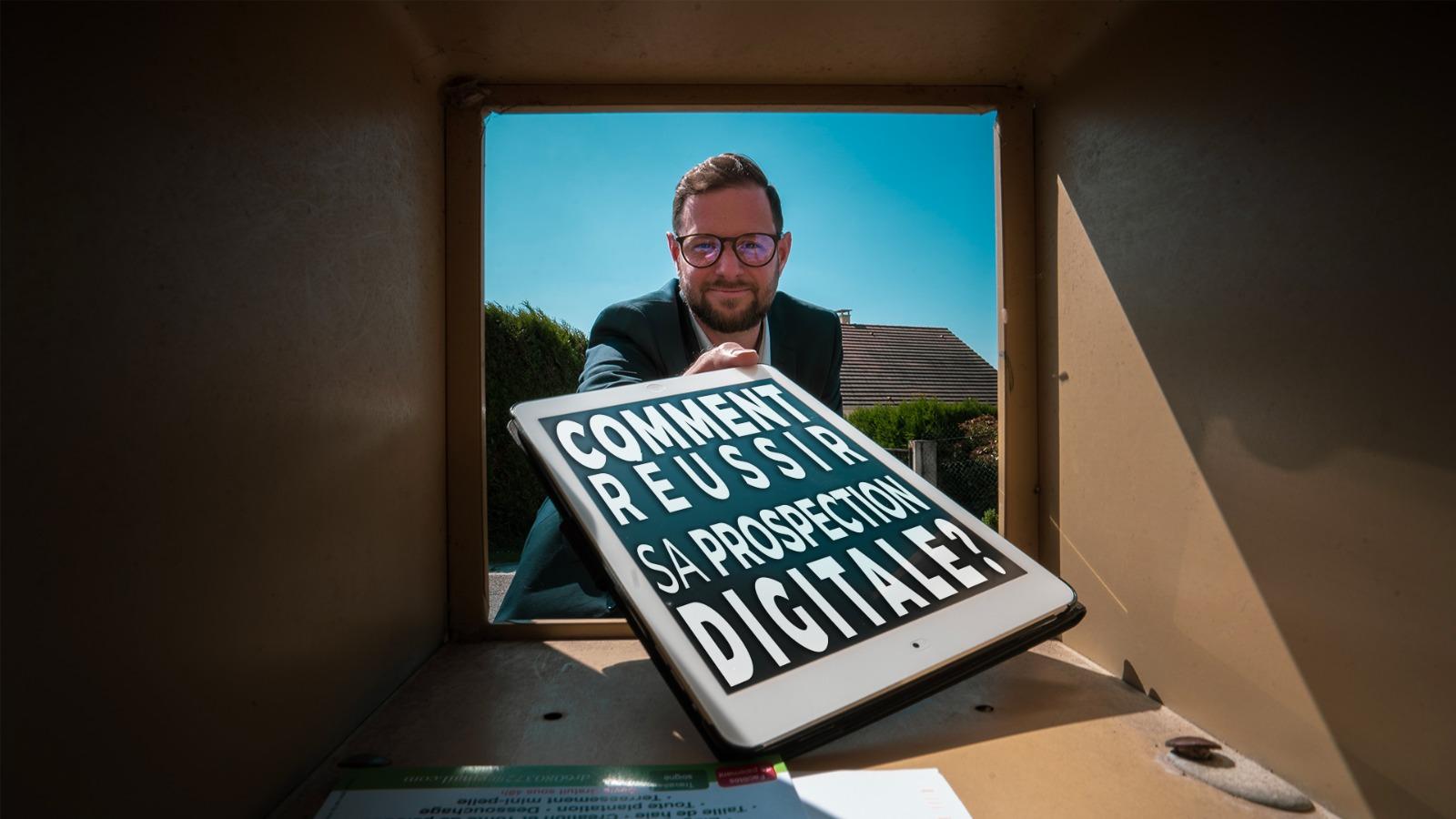 🎬 Comment RÉUSSIR sa prospection digitale en immobilier ?