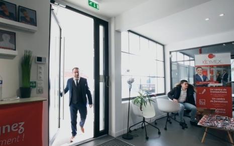 Retrouvez Keymex Immobilier sur BFM Business dès le 3 mai
