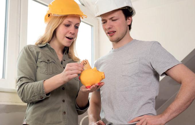 photo : solutions pour financer les travaux