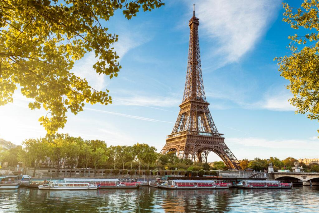 photo : Tour Eiffel Paris France