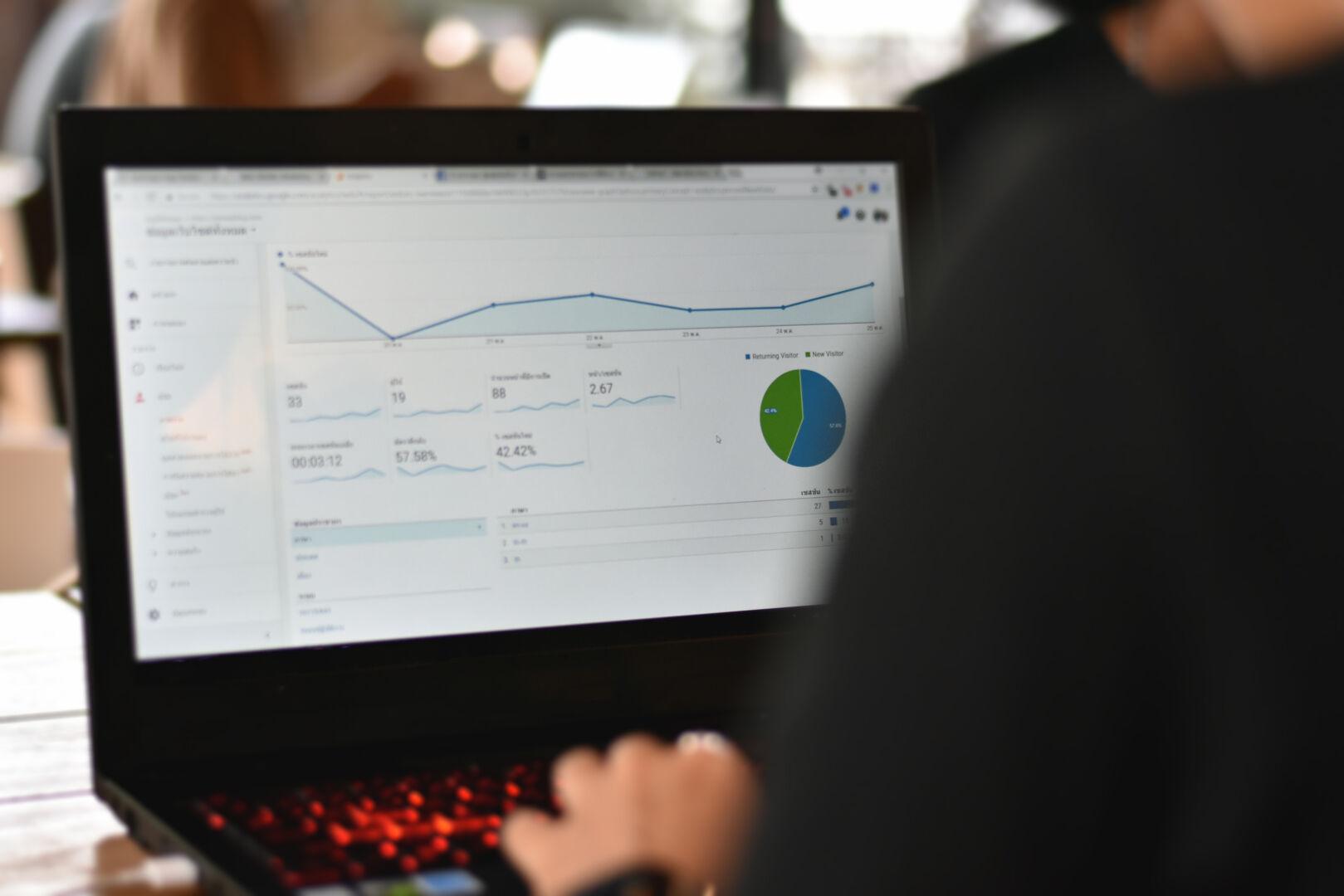 «Google Analytics : une mine d'informations pour les agences immobilières», Fabien Alexandre fondateur de Steolo