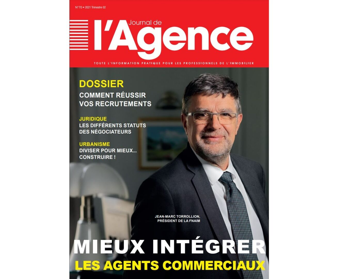 Journal de l'Agence n°70 : L'heure du big bang