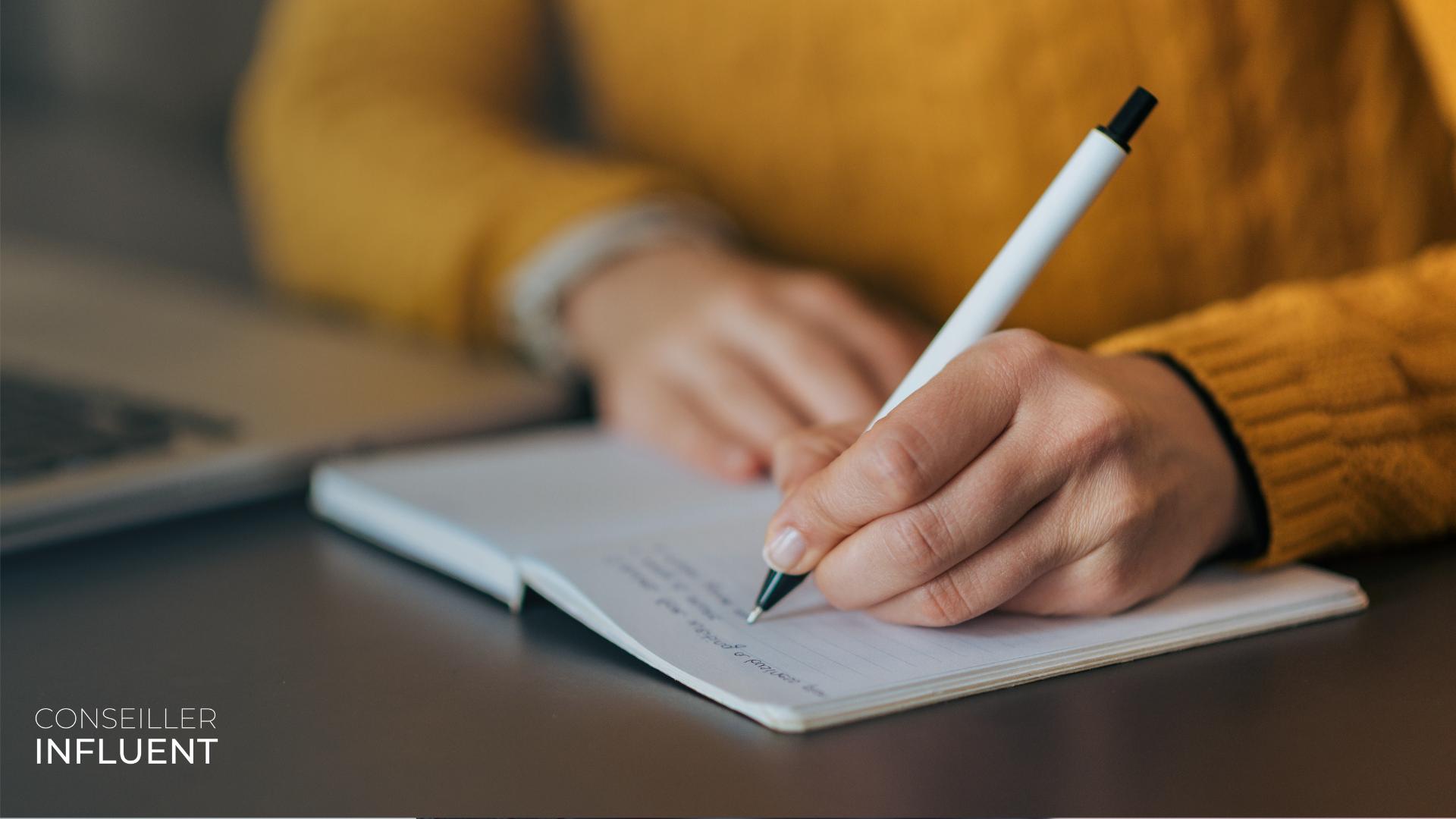 «La ligne éditoriale ou comment construire une communication immobilière efficace»,  Conseiller Influent