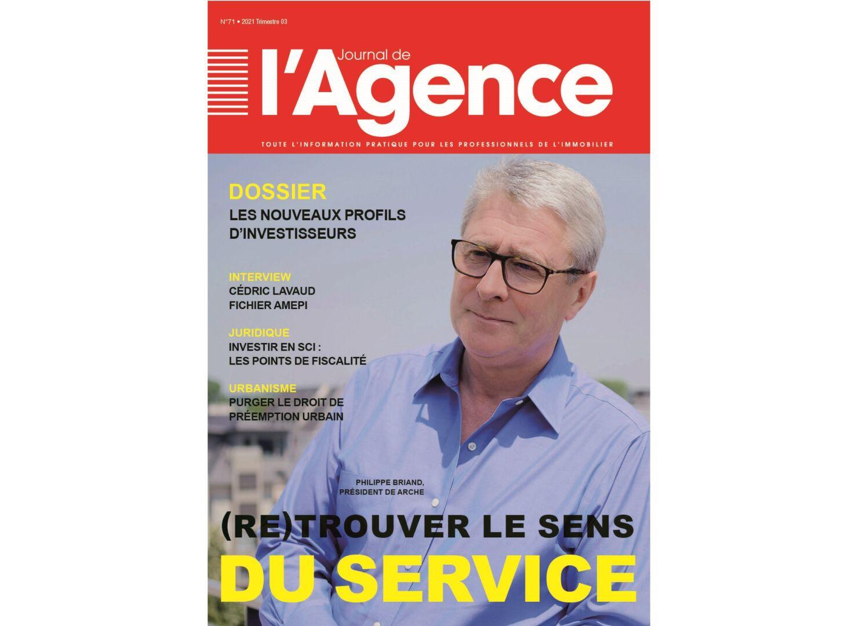 Journal de l'Agence n°71