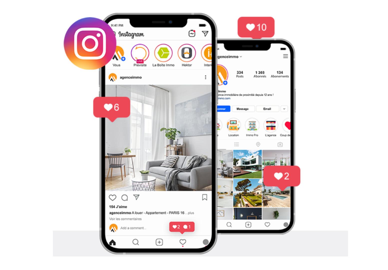 Previsite intègre désormais Instagram dans sa solution Social Connect