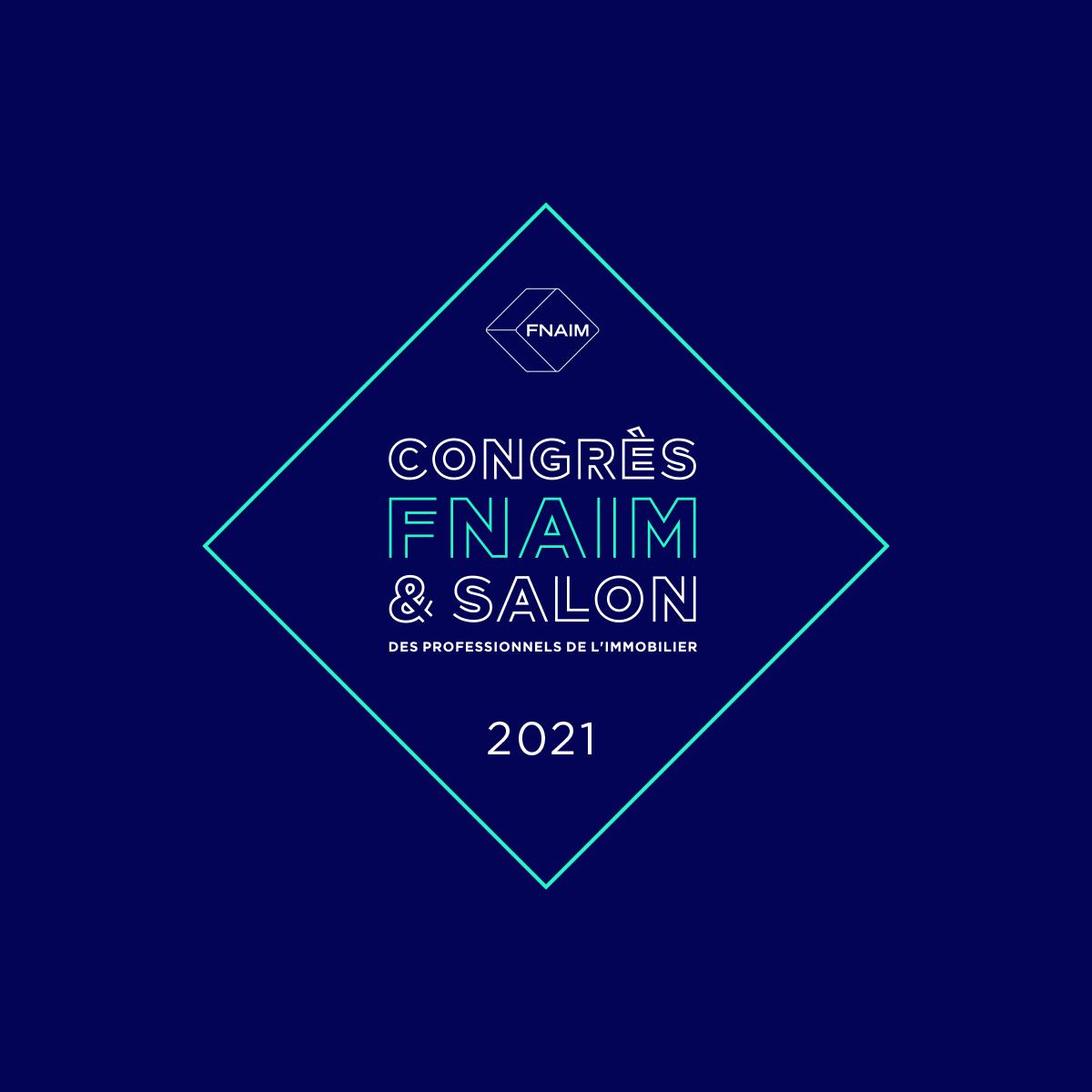 Congrès Fnaim 2021 : une nouvelle édition en format hybride