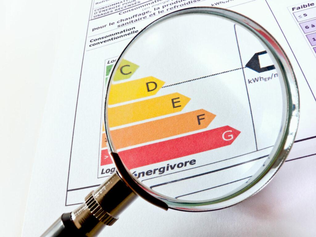 photo : business concept diagnostic de performance énergétique 2